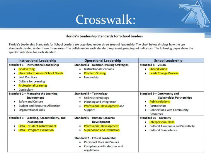 Crosswalk: