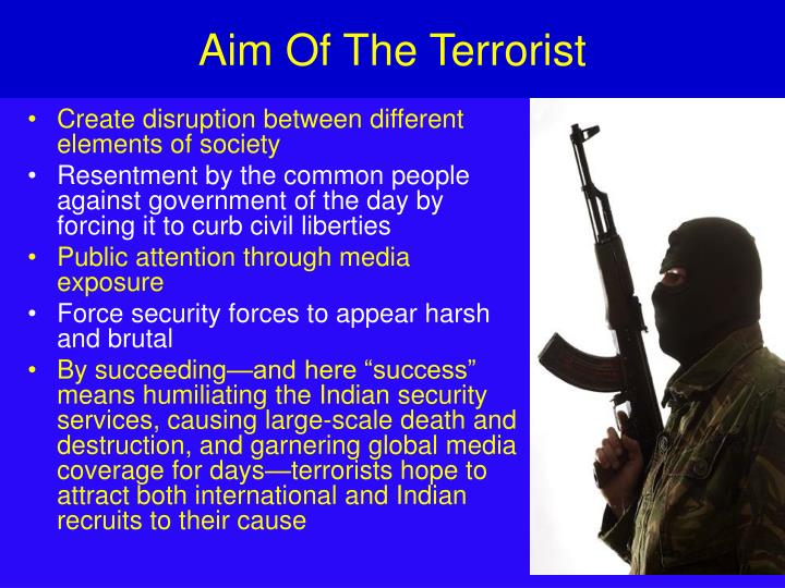 it is the society that creates terrorist Just how does terror and the fear of terrorism affect the brain  terrorists need  to create fear to prove their relevance and recruit members,.