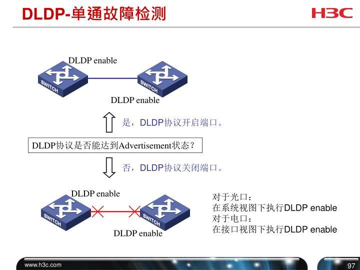 DLDP enable