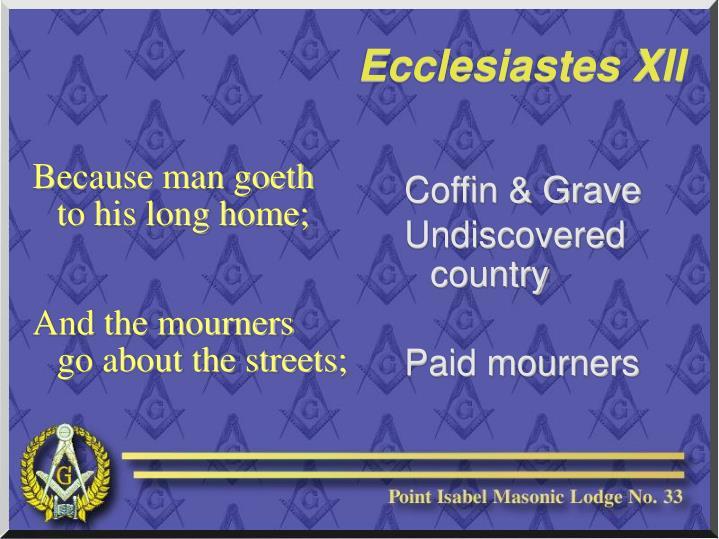 Coffin & Grave