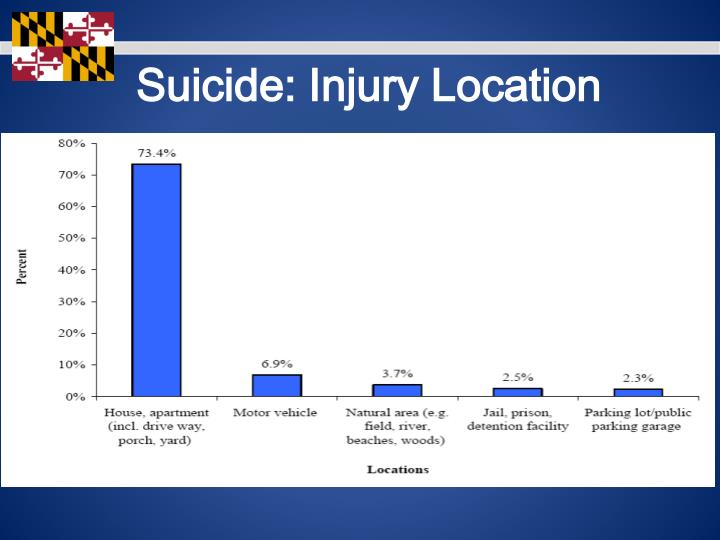 Suicide: Injury Location