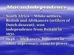 african independence5