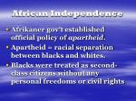african independence6