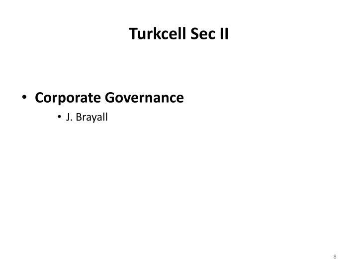 Turkcell Sec II