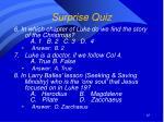 surprise quiz8