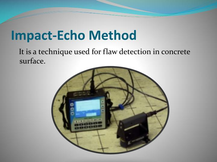 Impact-Echo Method