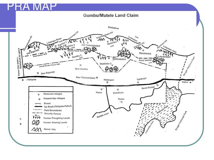 PRA MAP