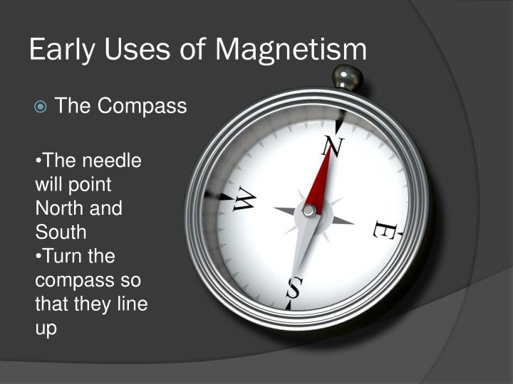 Early Uses of Magnetism