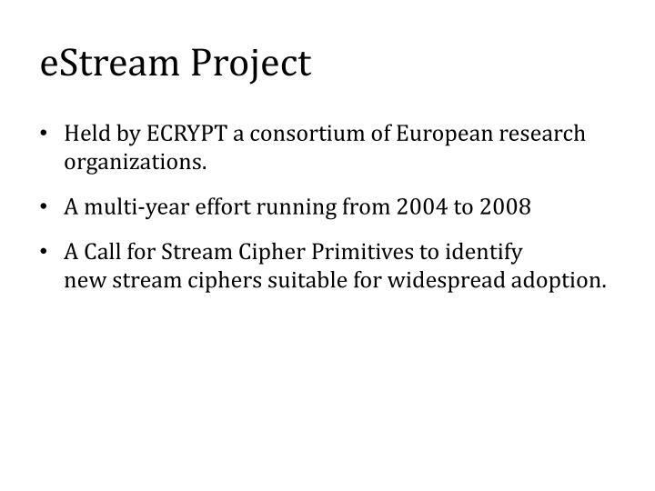 eStream