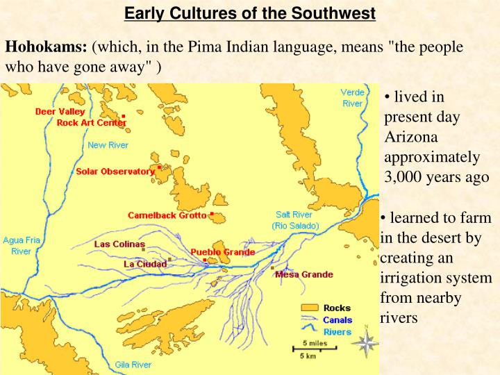 Early Cultures of the Southwest