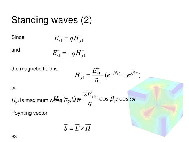 Standing waves (2)