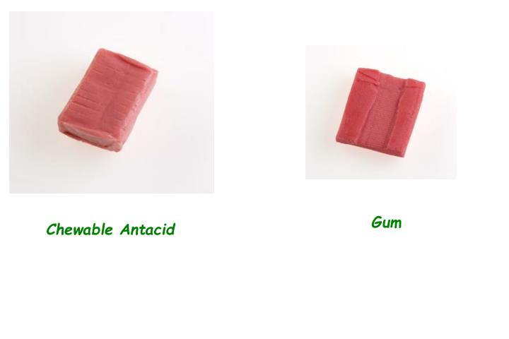 Chewable Antacid