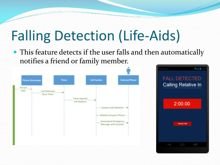Falling Detection (Life-Aids)