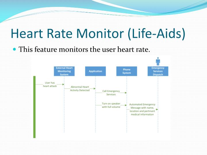 Heart Rate Monitor (Life-Aids)