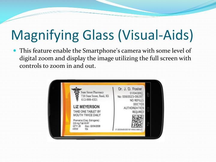 Magnifying Glass (Visual-Aids)