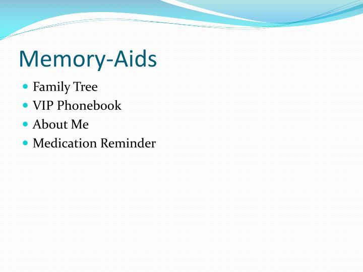 Memory-Aids