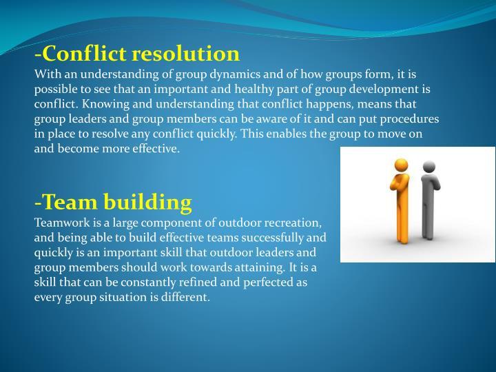 -Conflict