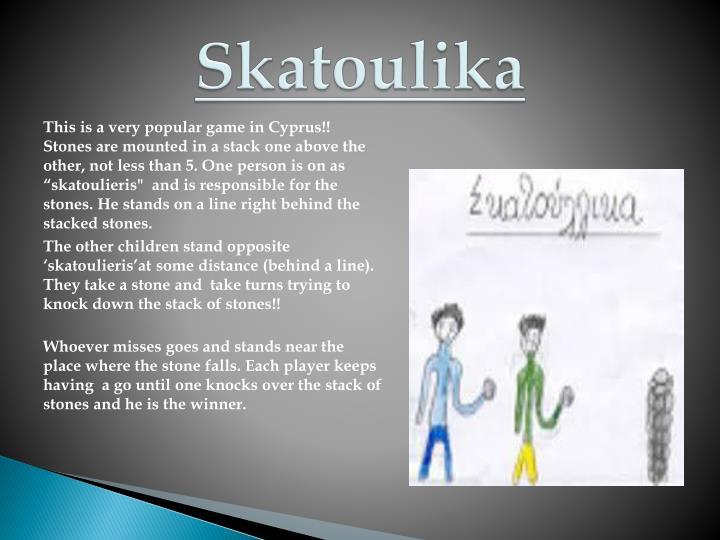 Skatoulika