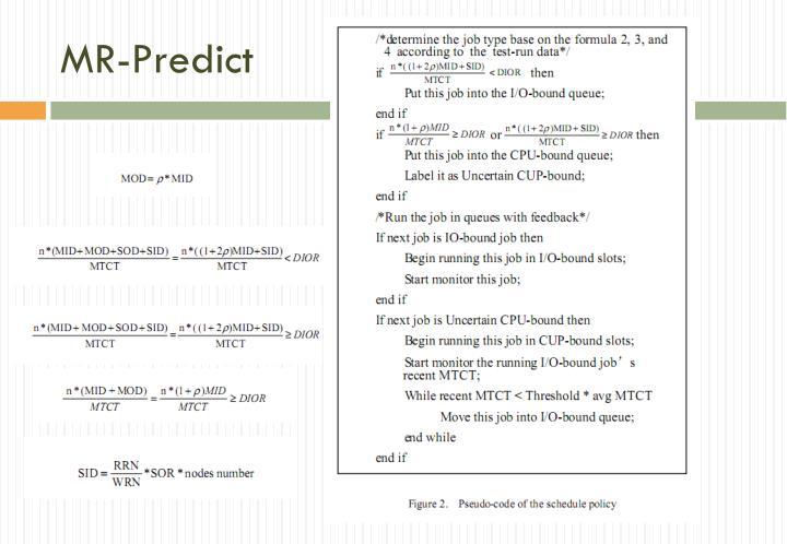 MR-Predict