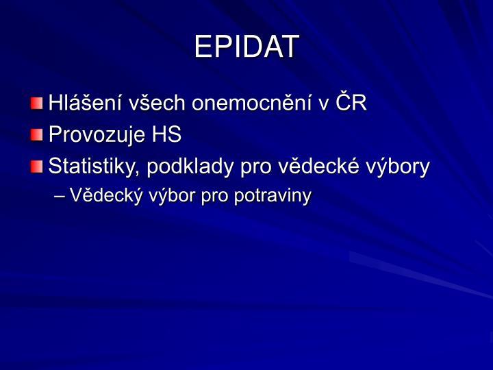 EPIDAT