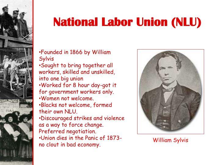 National Labor Union (NLU)