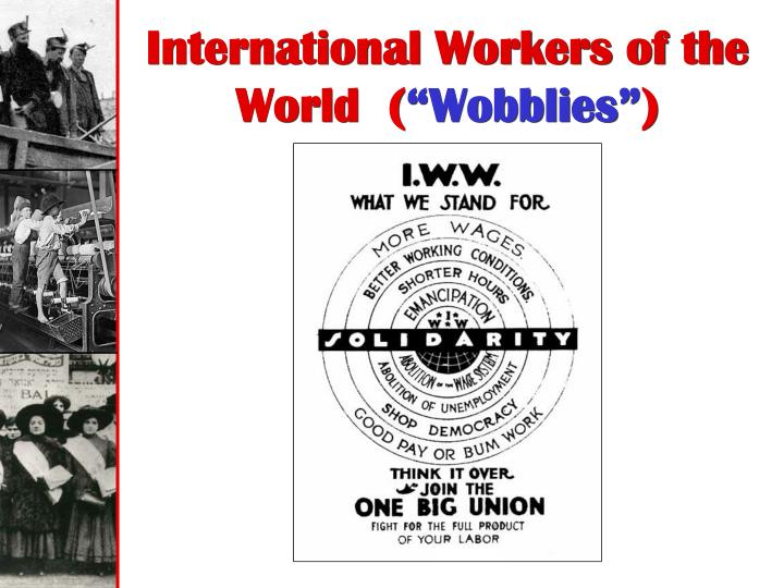 International Workers of the World