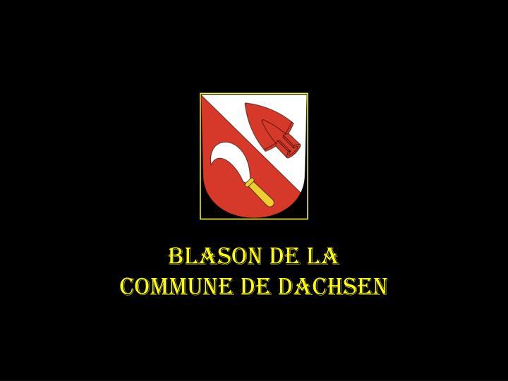 Blason de la