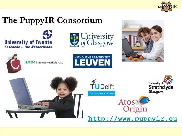 The PuppyIR Consortium