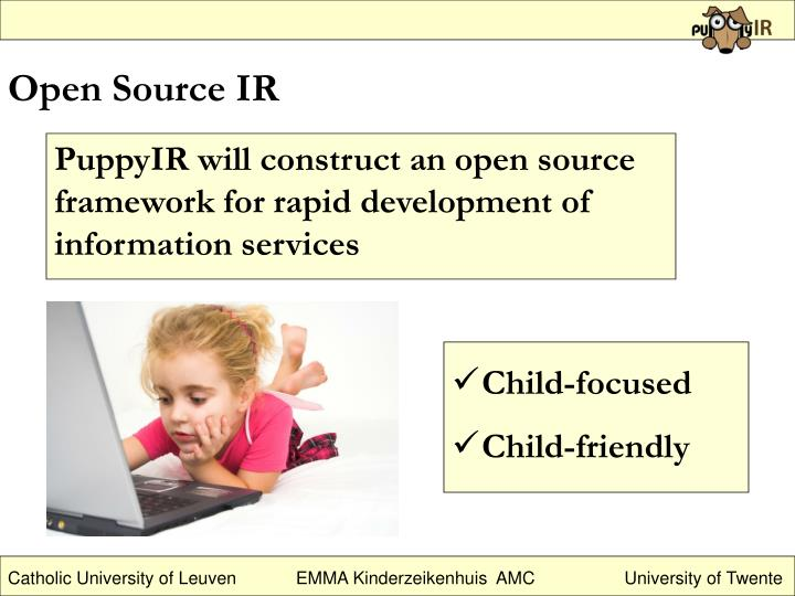 Open Source IR