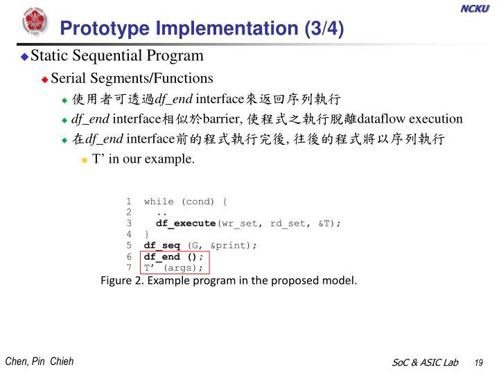 Prototype Implementation (3/4)
