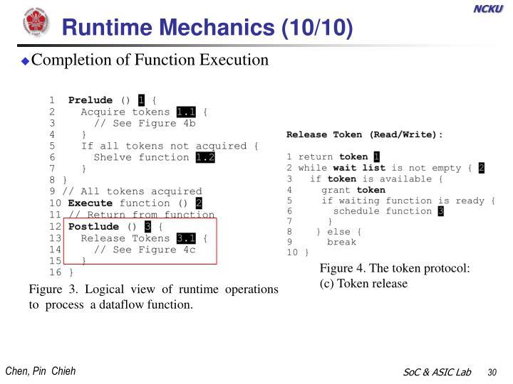 Runtime Mechanics (10/10)