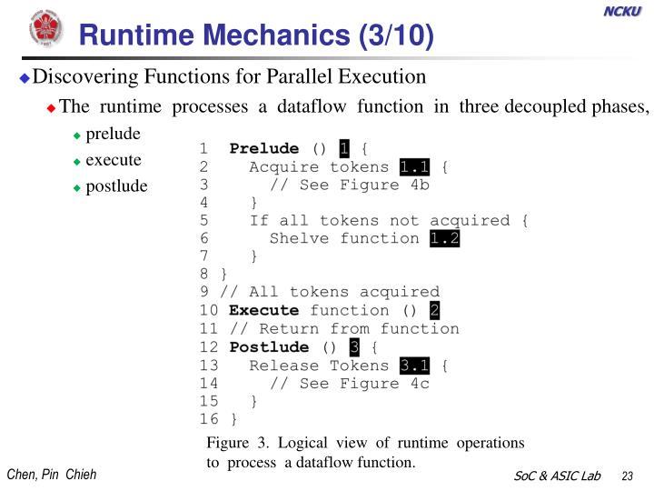 Runtime Mechanics (3/