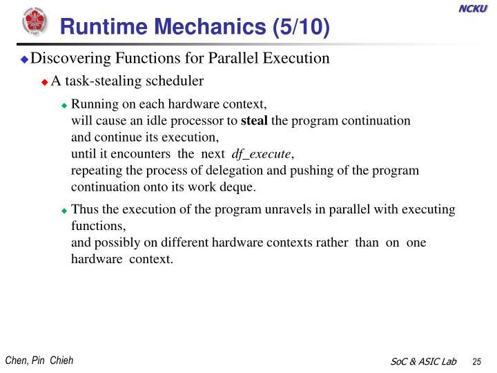 Runtime Mechanics (5/