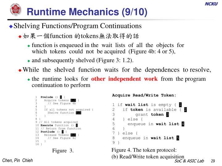 Runtime Mechanics (9/