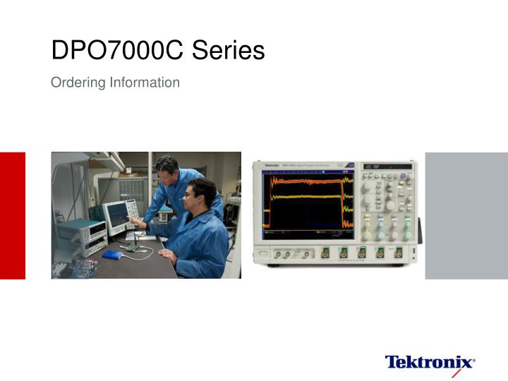 DPO7000C Series