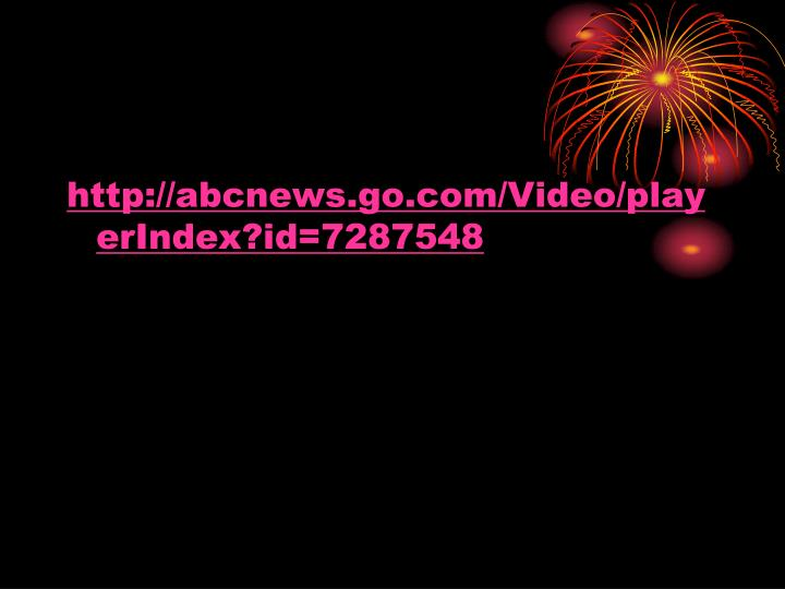 http://abcnews.go.com/Video/playerIndex?id=7287548