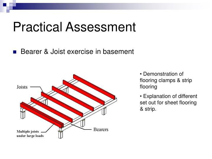 Practical Assessment