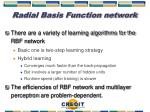 radial basis function network1