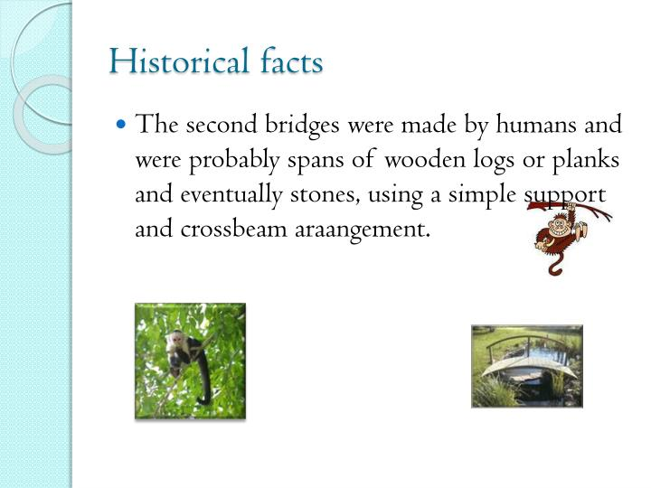Historical facts1