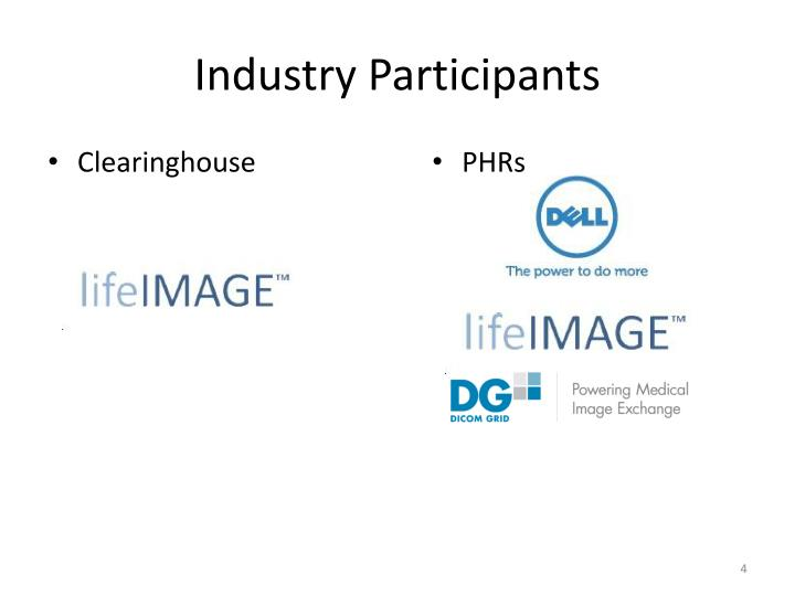 Industry Participants