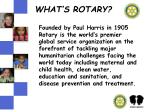 what s rotary