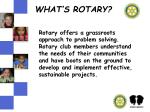 what s rotary1