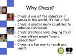 why chess