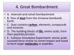 4 great bombardment