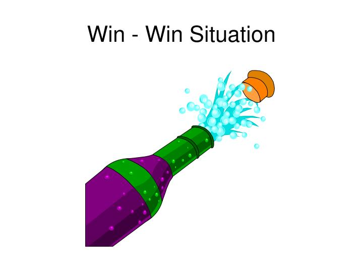 Win - Win Situation