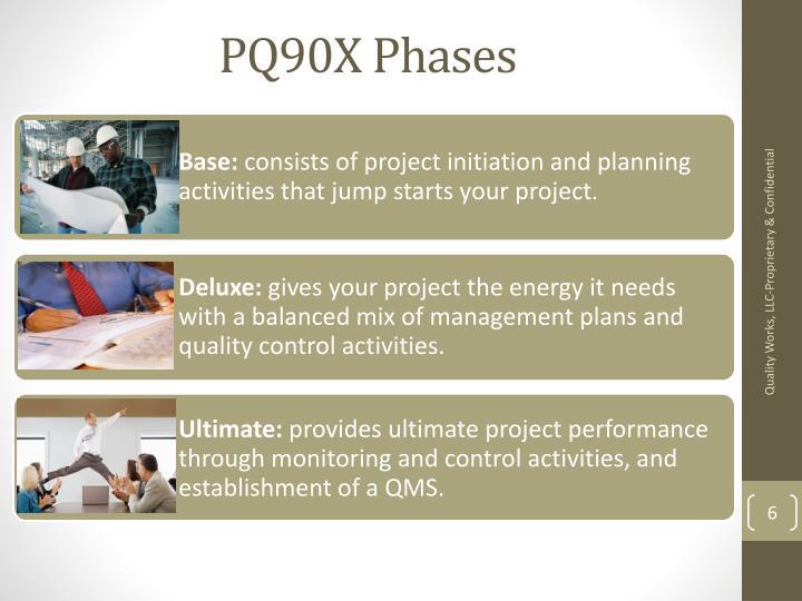 PQ90X Phases