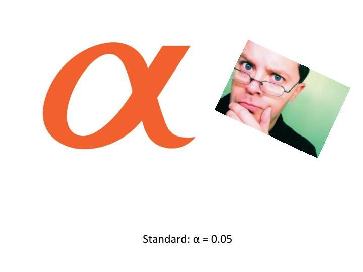 Standard: