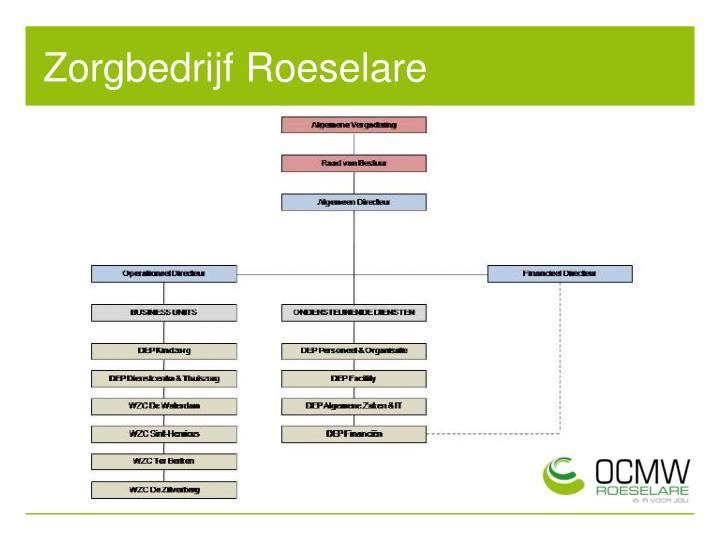 Zorgbedrijf Roeselare