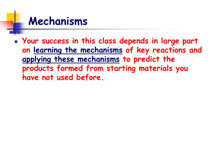 Mechanisms2