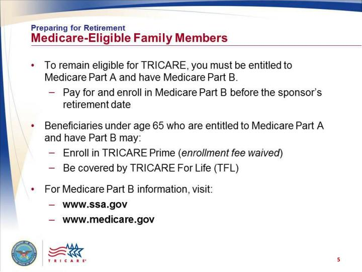 Preparing for Retirement: Medicare-Eligible